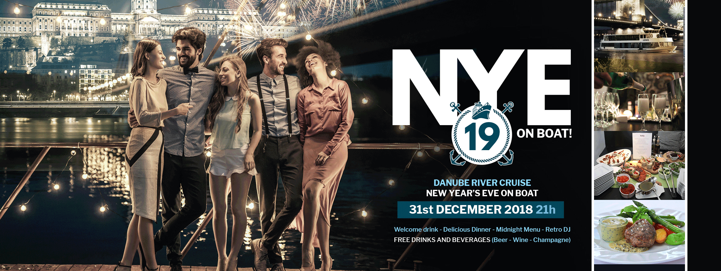 budapest events new year