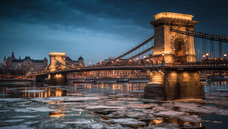 Winter Budapest December - photo: Krenn Imre