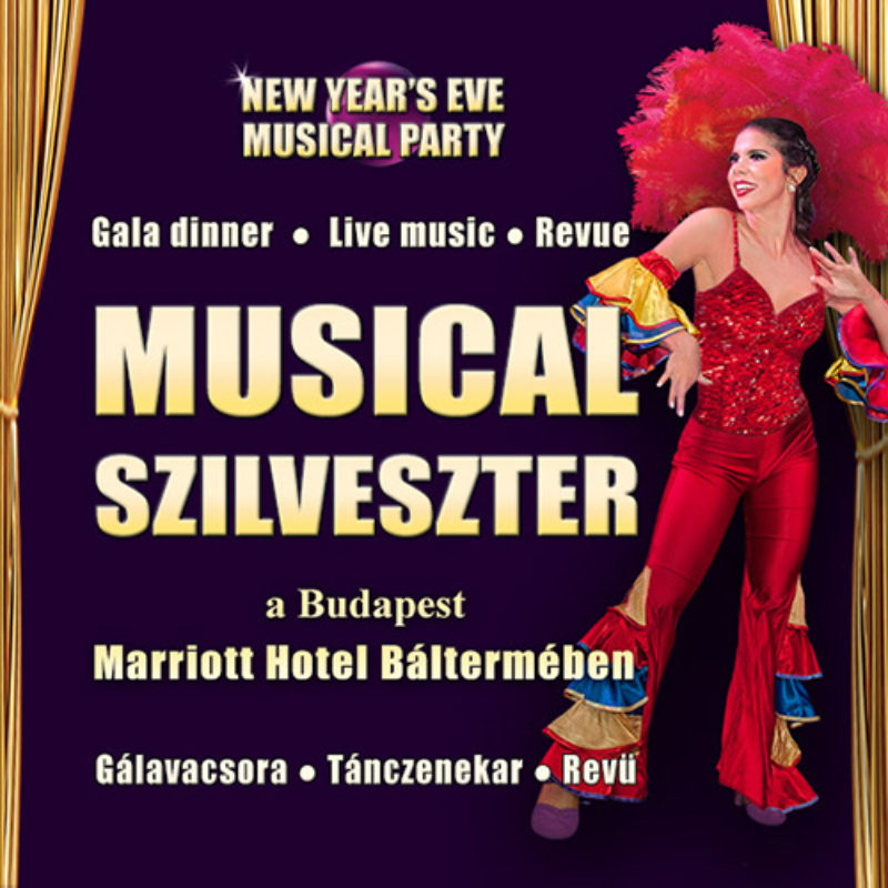 Musical New Year Ticket